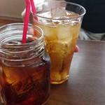 キャプテンカンガルー - アイスチ~&さんぴん茶かんぷぁい♪