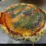 まきつぼ - 料理写真:肉玉そばダブル。かなり大きいです。