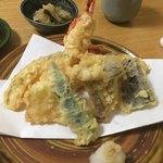 107315241 - 天ぷらが絶品の「東」さんです!