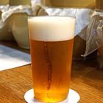 あそこ - サントリー マスターズドリームの生ビール