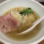 麺屋 一徳 - 料理写真:塩らーめん♡¥750(税込)