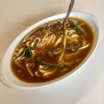 きくや - 料理写真:カレーうどん  ¥670