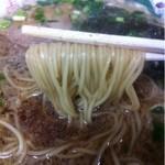 10732011 - 麺アップ。
