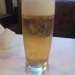 10732277 - 中華とビール◎