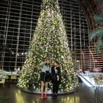 Chuugokuryouriboukairou - 11月も最終日だったんでもうホテルはクリスマスモードです・・・