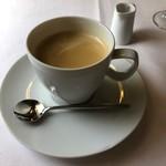 107321580 - ラ・トゥーエル-ムニュ・レジェール5940円飲み物(コーヒー・紅茶・エスプレッソ)・コーヒー