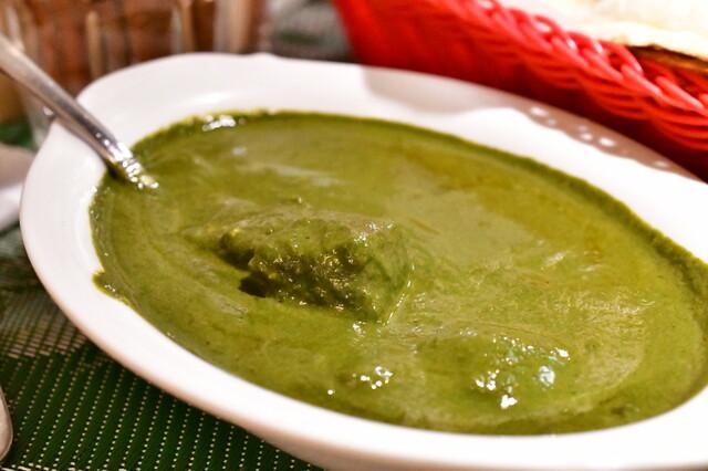 ラクシュミーの料理の写真