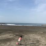 107329414 - 午前は大原海水浴場。