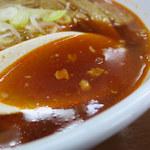 太龍 - ピリ辛醤油ラーメン
