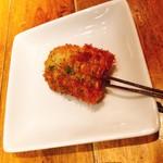 串かつ はなおか - トウモロコシ
