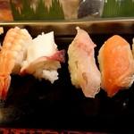 勝美寿司 - 7貫にぎり700円