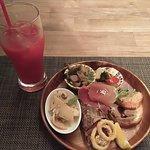 Orutoreitariano - 前菜