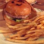 3Rings - ハンバーガー