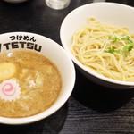 つけめんTETSU - 味玉つけめん(910円)