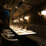 THE PRIVATE DINING Banboo Garden -