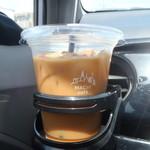 ローソン・ポプラ - ドリンク写真:アイスコーヒー