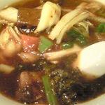杏花村 - 牛肉角煮麺 大 これおいしいよ
