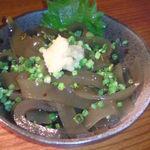 hakatasumibiyakitoritoriwo - おきゅうと 博多の地料理 東京では珍しい