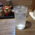 107355194 - 焼酎水割り