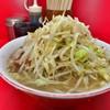 ラーメン二郎 - 料理写真:小ラーメン・ニンニク(730円)