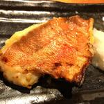 麹蔵 - 赤魚の西京焼き
