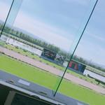 ツー デイズ イチマルゴ - その他写真:京都競馬場ゴール前
