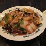 香港厨房 - 中華丼、アップ