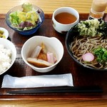 そばマルシェ - 料理写真: