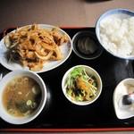 中華料理 三河屋 -