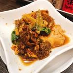 花門 - すじ肉豆腐