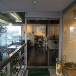 cafe Kiara - 入口