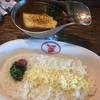 gii - 料理写真:ポークカレー大盛、チーズトッピング