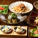 ondo - 満喫沖縄料理コース_5,000円