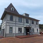 ライフシーズ 赤れんがcafe - 旧敦賀港駅舎・敦賀鉄道資料館