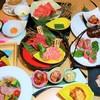 せいぶ農産発 焼肉DINING まるぎゅう - 料理写真:きたかみ牛カルビコース