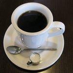 はま珈琲店 - ブレンドコーヒー(350円)