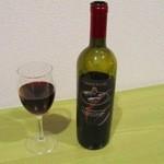 ピッツェリア ピアーチェ - トスカーナワイン モンソネーゼ2006