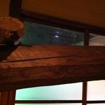 酒囲屋本店 - 2011年12月10日(土)皆既月食 小箱(コバコ)な魚が美味しい素敵なお店です。(^^♪