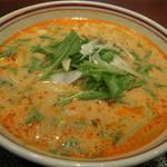 小麦LAND - 坦々麺