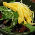小麦LAND - 豚バラ丼
