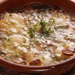 バルチキ - スペインの代表的料理アヒージョもおすすめ