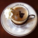 カフェ ウィーン - アインシュペナー