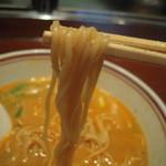 小麦LAND - 麺はこんな感じ