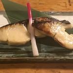 赤津加 - さわらの西京焼き