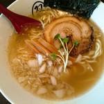 双麺 - 双麺ラーメン塩  780円