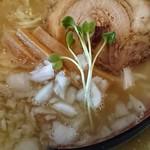 双麺 - 双麺ラーメン塩アップ
