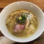 107393701 - 「柚子塩らぁ麺」800円