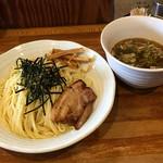 107394259 - 醤油つけ麺