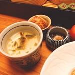 博多 表邸 - 料理写真:桜エビ茶碗蒸しほか^ ^