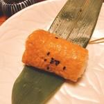 博多 表邸 - 料理写真:お稲荷さん♪